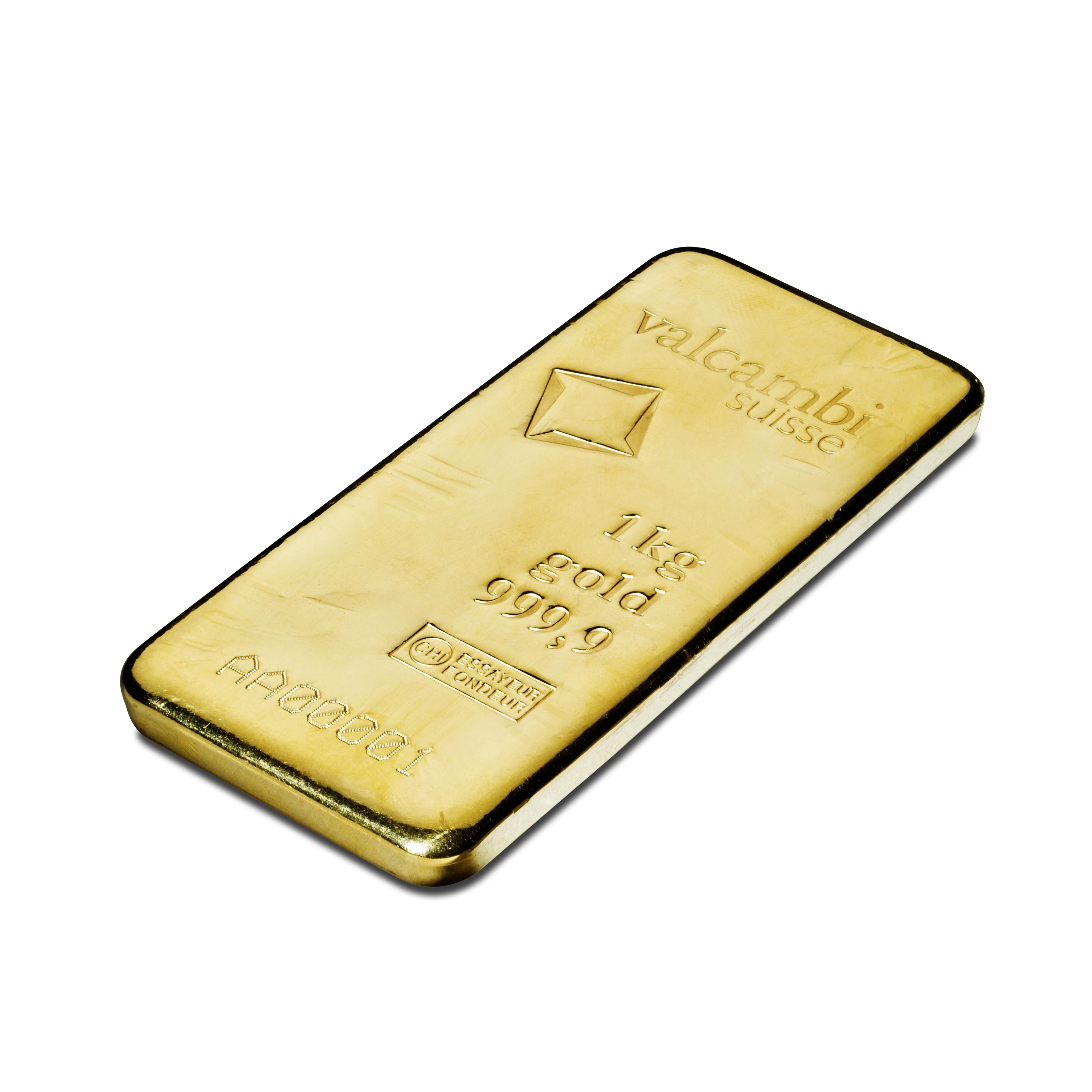 Gold Kilobar 999 9
