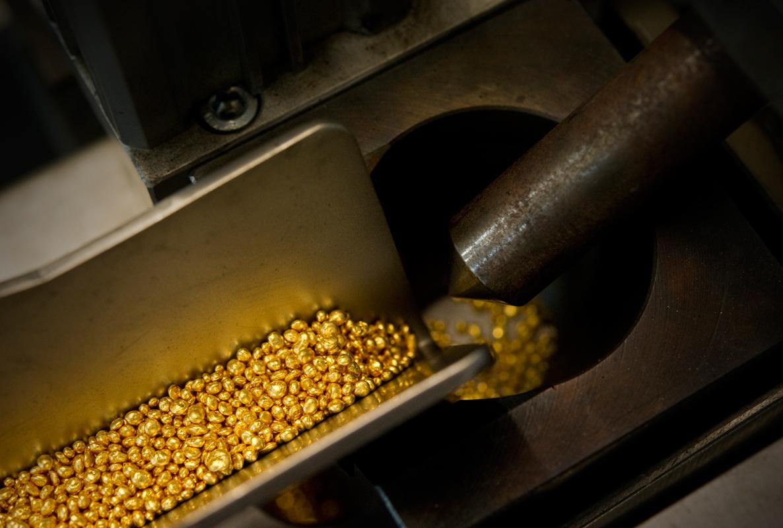 Gold Grain 999,99