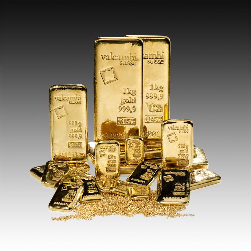 50 G Gold Bar 999 9