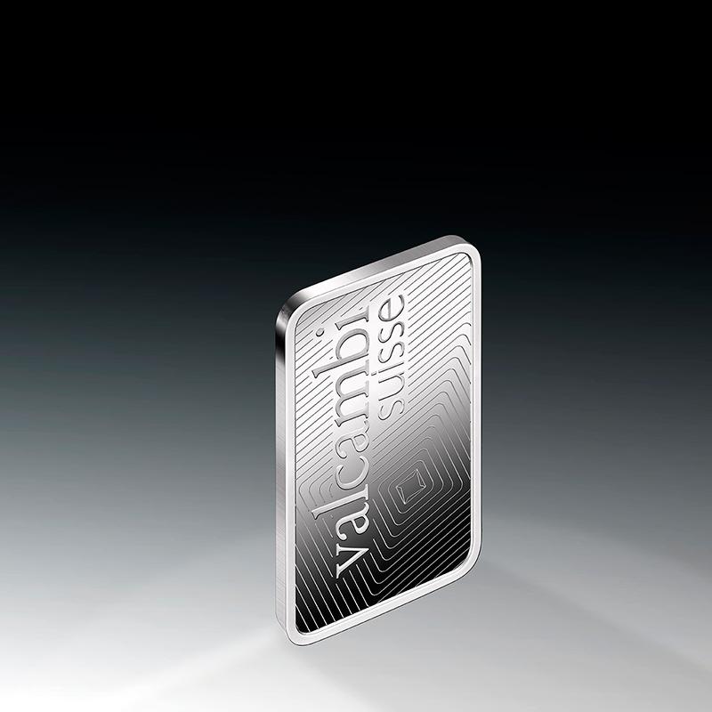 1 Oz Minted Platinum Bar
